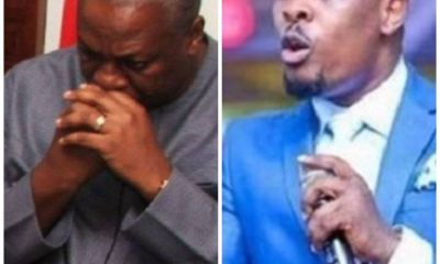 The Storm Will Soon Be Over: You Will Cry No More - Prophet Nigel Gaisie Blows Another Hot