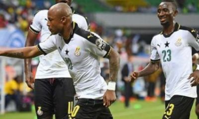 CK Akonnor Names Squad To Face South Africa and Sao Tome In AFCON Qualifiers - Partey and Ayew Brothers Kicked Out (Full List)