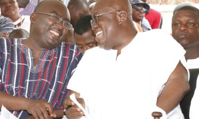 I Must Confess: Bawumia Has Been Doing All The Job For Akufo Addo - Ama Busia Boldly Speaks The Truth