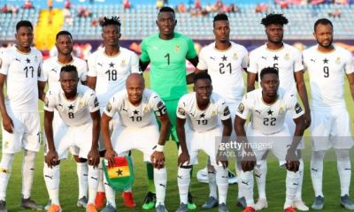 Ghana Moves Up To 52nd Spot In Latest FIFA Ranking For September