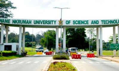 Four KNUST Students Rushed To The Hospital Over 'Conti and Indece Hall' Clash