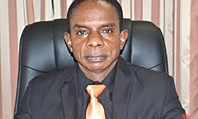 Mr. Johnson Akuamoa-Asiedu Appointed The Substantive Auditor General Boss