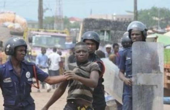 Takoradi Again! Police Arrest 1 Woman And 2 Others For Faking A Kidnap With Ransom Of GH₵ 5,000.00