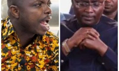This Is Not What We Wanted You To Be: Remain Your Vice And Don't Try Doing This - Abronye DC Clashes With Bawumia