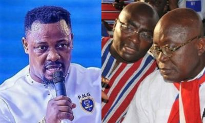 As I Was Waiting Upon The Lord God Asked Me To Tell Akufo-Addo And Bawumia This- prophet Nigel Gaisie Reveals A Strange Prophecy