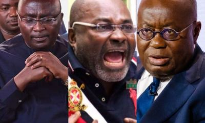 I Swear On My Life That We Will Not Sit Down For This To Happen- Angry Kennedy Agyapong Blows Another Secrete Of NPP