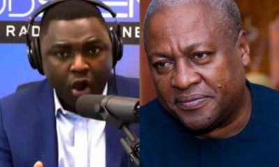 Enough Is Enough: Don't Try This Again Mr. Mahama- Kelvin Taylor Boldly Speaks