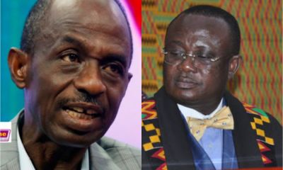 He Cannot Be Trusted: 'Konkonsa' Asiedu Nketia Will Leak Confidential Information From Parliament, – 1st Deputy Speaker