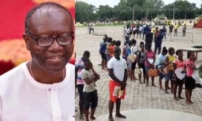 Halt recruitment: The Government Does Not Have Money – Finance Ministry To GAF, Police Others
