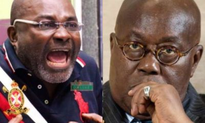 I Am Highly Disappointed In You,How Can Recruit Criminals To Join Us- Kennedy Agyapong Sends A Strong Message To Akufo-Addo