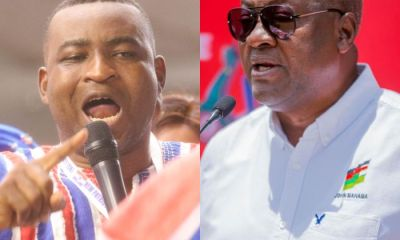 John Mahama Is An Anti Christ - Chairman Wontumi