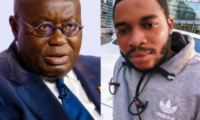 Look Here Old Man: You Better Divorce Rebecca If You Can't Buy Her 'Wig', Ghana Is Not Your Cocoa Farm - Twene Jonas Tells Akufo Addo