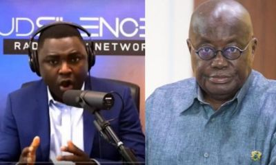 """Your Big Head Like """"Bentoa"""": Your Governance Iss Poor - Kelvin Taylor Blasts President Akufo Addo For Doing This"""