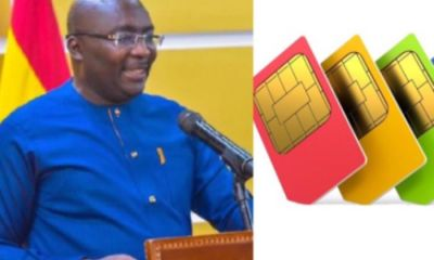 Full Details Of Why Ghanaians Are To Re-Register Their Sim Card