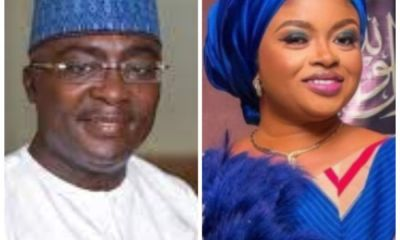 First Wife Of Bawumia, Ramatu Gets All the Attention As She Poses In Nice Ramadan Photo