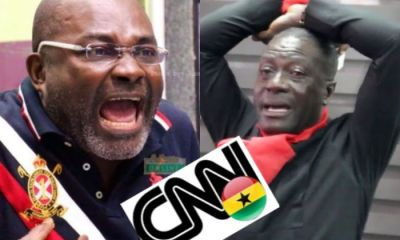Thunder Fire! Kennedy Agyapong Drops Documents To Prove Captain Smart Was Arrested in 2018 for Fraud