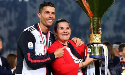 Ronaldo's Mother Has Finally Disclosed His Next Club