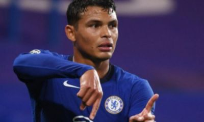 Brazilian defender, Thiago Silva has expressed his joy over his contract extension at the UEFA Champions League side Chelsea FC