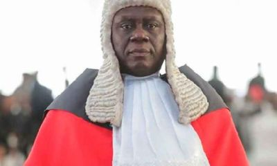 $5 Million Bribe: Alleged Multi-million Properties Of Chief Justice Kwasi Anin Yeboah Hits Online