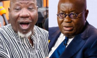 Show Him The Exit Point Now Or You Face The Consequences Allotey Jacobs Tells Akufo-Addo