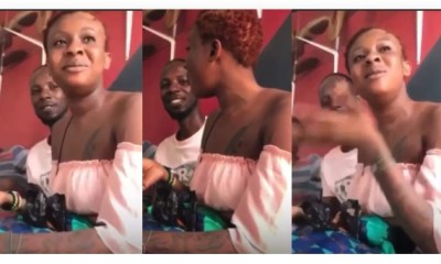 Marriage Is Not In My Mind At All, I Will Continue To CHOP Myself – Lady (Video)