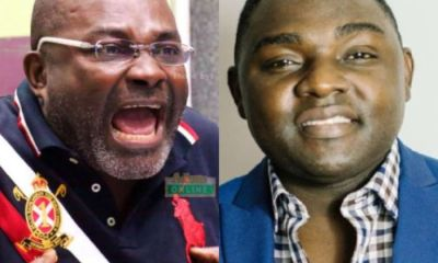 Kennedy Agyapong Runs After Kevin Taylor As He Flies All The Way To USA To Sue Him In Court