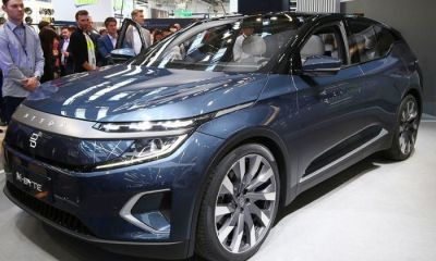 Apple Supplier Foxconn, Joins The Electric Car Bandwagon