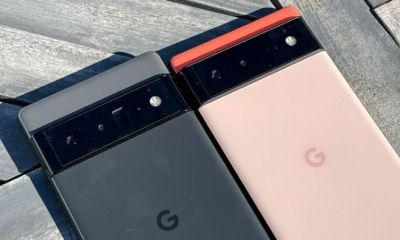Pixel 6 Pro ANd Google Pixel 6 Ready To Take On Apple And Samsung