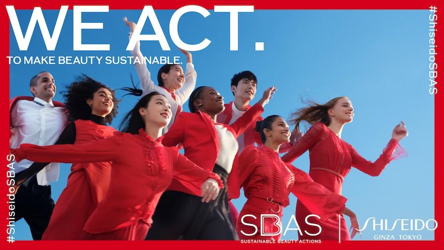 Shiseido Launches Global Sustainability Initiative