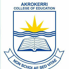 Akrokerri College of Education Admission Form