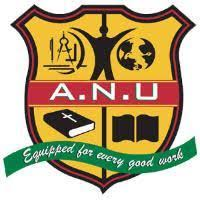 All Nations University Admission Form