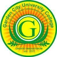 Garden City University College Admission Form