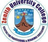 Zenith University College Admission Requirements