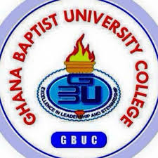Ghana Baptist University College Admission List