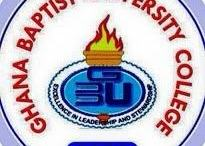 Bible University College of Ghana Admission Form