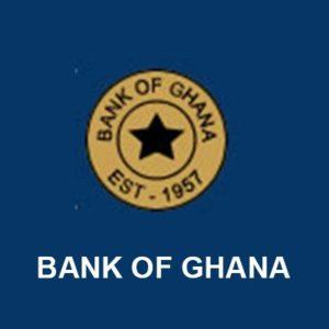 Bank of Ghana Recruitment