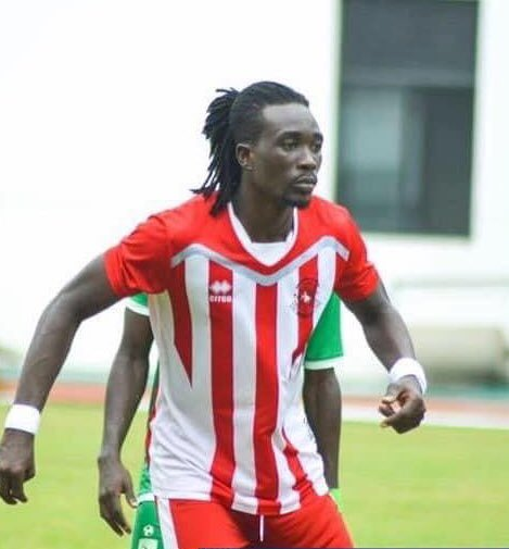 Elmina Sharks announce the capture of striker Justice Ato Mensah - Ghana Football News