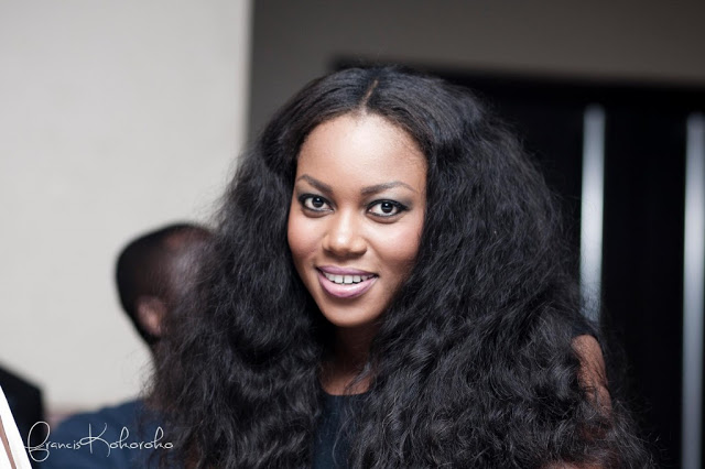 Yvonne Nelson dazzles in casual wear