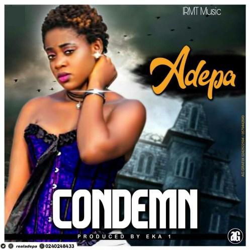 Adepa - Condemn cover artwork