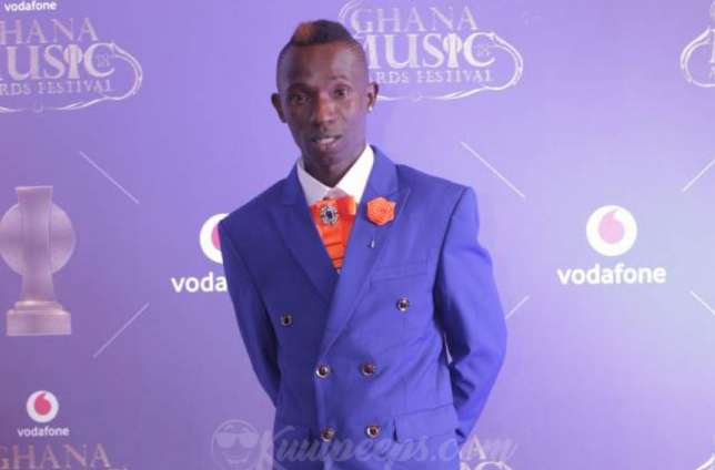 My oversized coat is my new brand - Patapaa opens up on VGMA Coat