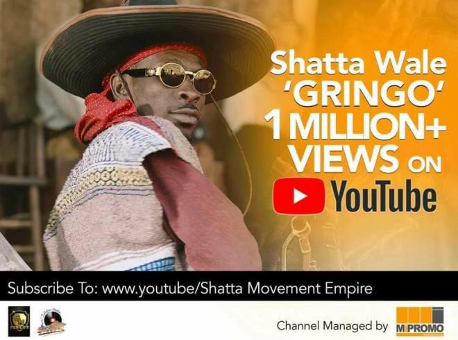 "Shatta Wale's ""Gringo"" video"