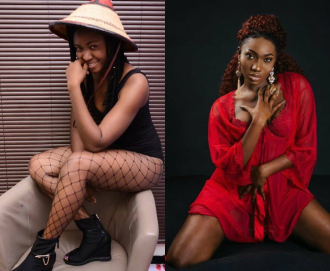 Bella Oni and Wendy Shay