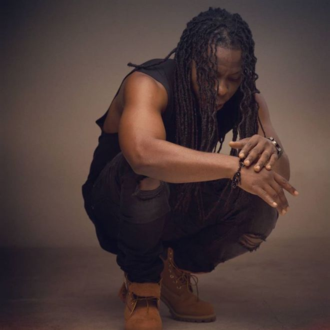 Edem is Snappy Snacks' new ambassador; embarks on High School tour