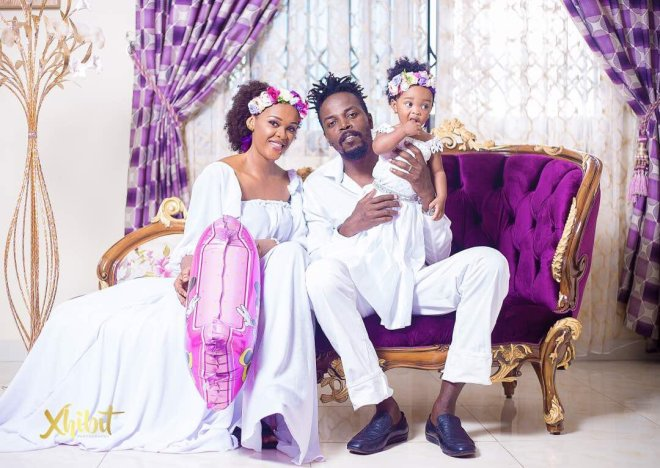 Kwaw Kese with family