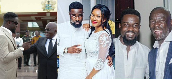 Top personalities to expect at Sarkodie and Tracy Sarkcess wedding