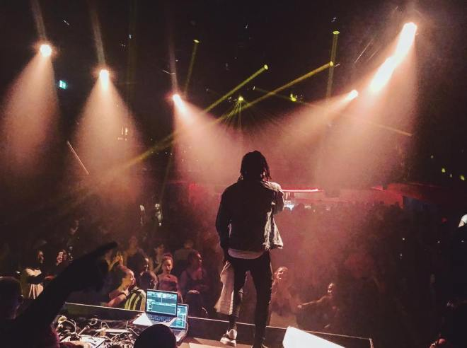 Stonebwoy unhappy with bloggers over 'low publicity' for his 'EOM World Tour'