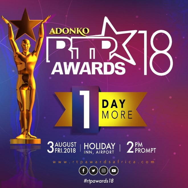 RTP Awards 2018 nominees unveiling