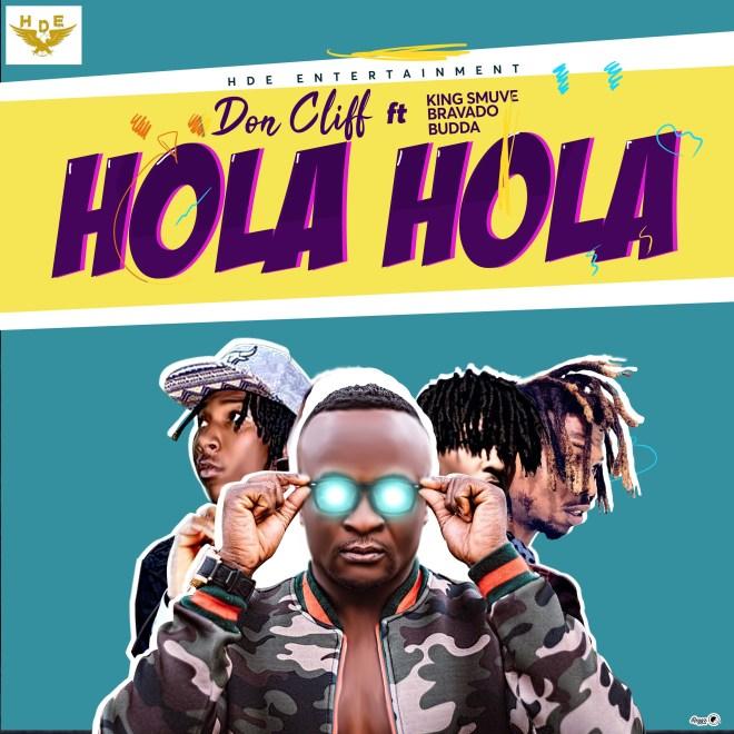 "Don Clif drops ""Hola Hola"" music video"