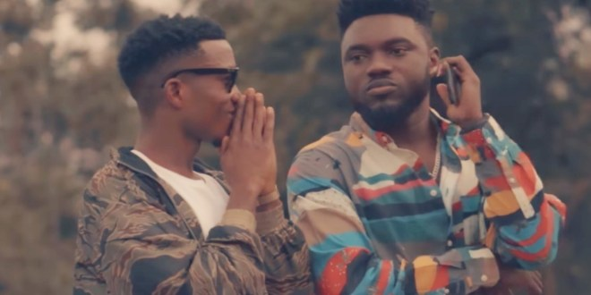 Donzy - You And The Devil ft. Kofi Kinaata