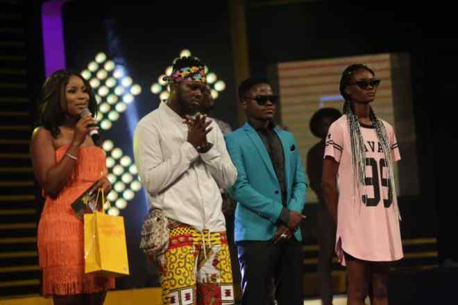 Erza, Awal, Amakye for top 3 best performers on MTN Hitmaker 7